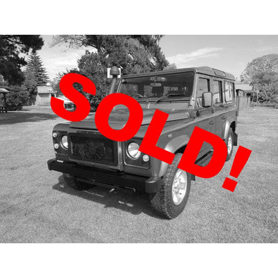 2009 Land Rover Defender 110 2.4TD 5 Seater Snorkel and More!