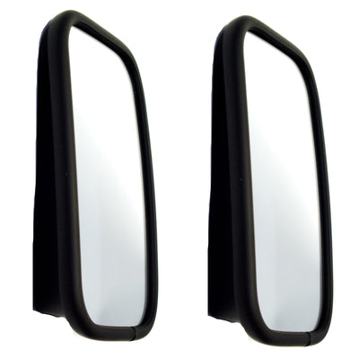Mirror Head PAIR Land Rover Defender Black Convex Glass MTC5084