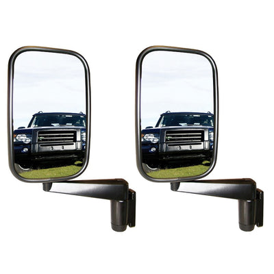 Mirrors PAIR Right & Left Hand Land Rover Defender/Perentie/Series 3 MTC5217