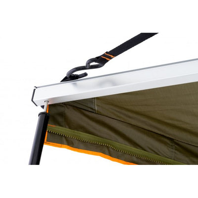 Darche Eclipse 180° Awning Heavy Duty Either Side Mounting Gen 2