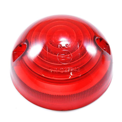Tail Lamp Lens Rear Red Land Rover Series County Defender RTC210