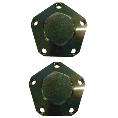 Heavy Duty Drive Flange PAIR Disco 1 Defender Range Rover Classic RUC105200HD