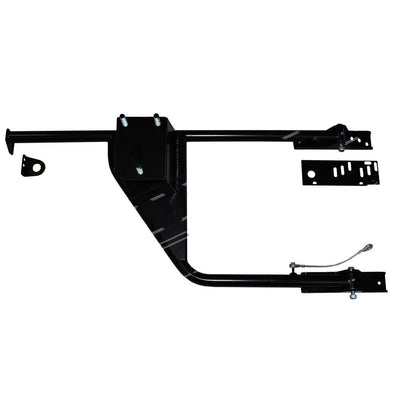 Wheel Carrier Swing Away Rear Door Mount for Land Rover Defender DA2274