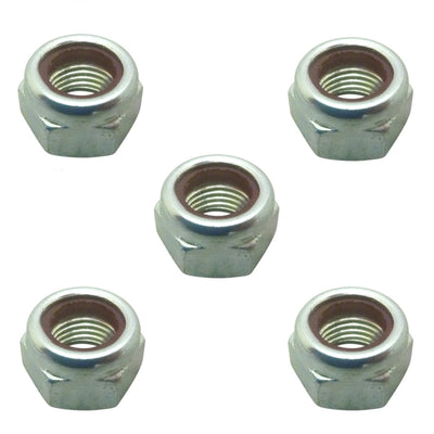 5 x Land Rover Propshaft Nut for Discovery Defender RR Series 1/2/2a/3 NZ60604