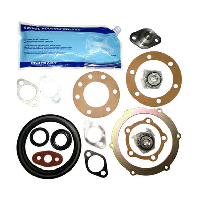 Axle Front Swivel Kit No Ball Front Axle Land Rover Discovery 1 with ABS DA3166P