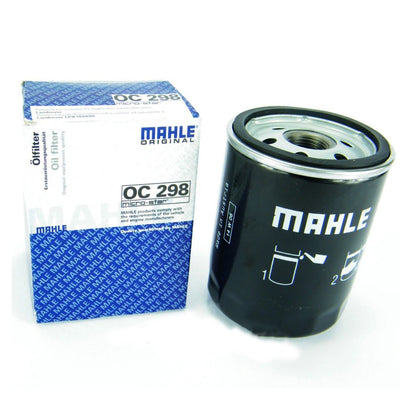MAHLE Engine Oil Filter Spin On Land Rover Discovery 2 Defender TD5 LPX100590