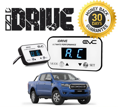 iDrive FORD RANGER PX MKII 2015-Onwards WindBooster Throttle Control EVC622L