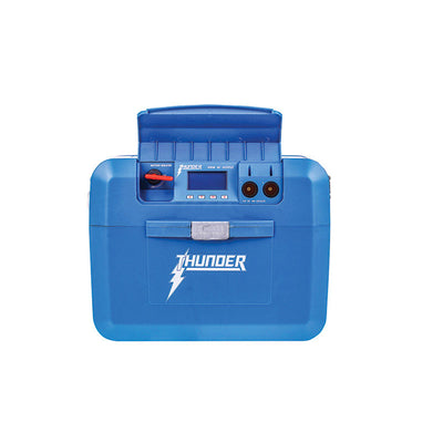 NEW Thunder Weekender Portable Battery Box 12V Dual System Inverter TDR02007