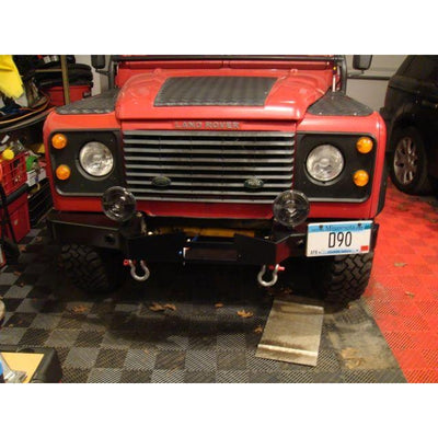 TERRAFIRMA Bumper Bar Winch Mountable - Land Rover Defender TF002ACS