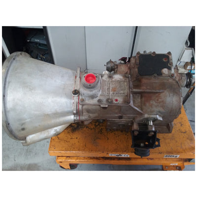 FULL RECONDITIONED LT95 4 Speed Gearbox + Transfer for all Land Rover Perentie