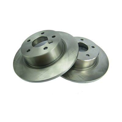 Brake Rotors Rear Disc PAIR Land Rover Discovery 2 Range Rover P38 SDB000470