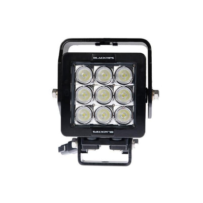 Blacktips 9 LED Heavy Duty Work Light 9-32V CISPR 25 & IP69K BLB0709
