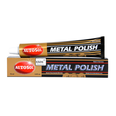 AUTOSOL 75ML Metal Polish High Shine Non-Toxic ART1000