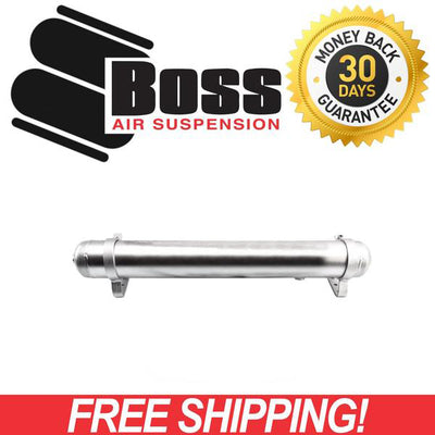 NEW BOSS Aluminium Air Tank 6L (2 Gallon) 3 Port AT-02