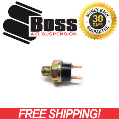 PS08 Boss Pressure Switch 70-100psi 12V COM-PS08