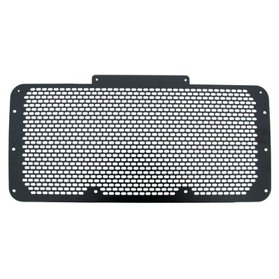 Front Grill Stainless Steel Black Land Rover Defender DA2356B