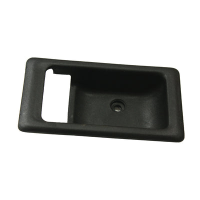 Door Handle LH Interior Bezel Black Land Rover Defender Range Rover Classic DBP6533PMA