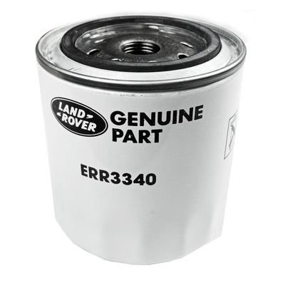 Land Rover Defender Discovery 1 2 Range Classic P38 Oil Filter GENUINE ERR3340