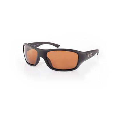 TONIC Shades Evo Matt Black Glass Photochromic Copper G2 SliceLens