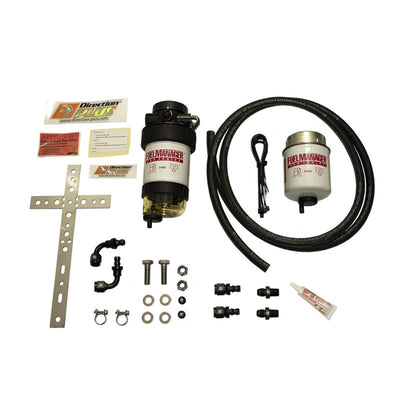 DIRECTION PLUS 10MM UNIVERSAL FUEL MANAGER PRE-FILTER KIT (FM801DPK)