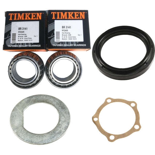 TIMKEN Wheel Bearing Kit - One Side Only Land Rover Discovery 1 Defender  LRKIT10
