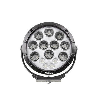 Great White Attack 220 Series LED 220mm Driving Light GWR10144