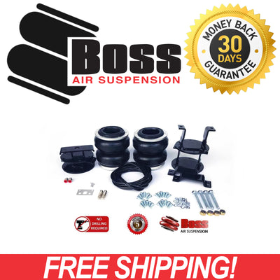 BOSS Air Bag Kit for TOYOTA HILUX 4WD 2005-2015 KUN26 GGN25 VZN16 VZN17 LA03