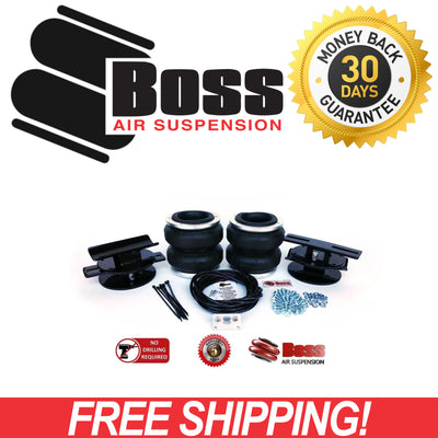 LA09 BOSS Air Bag Kit for TOYOTA LANDCRUISER 70 76 78 79 VDJ79R Series V8 Diesel