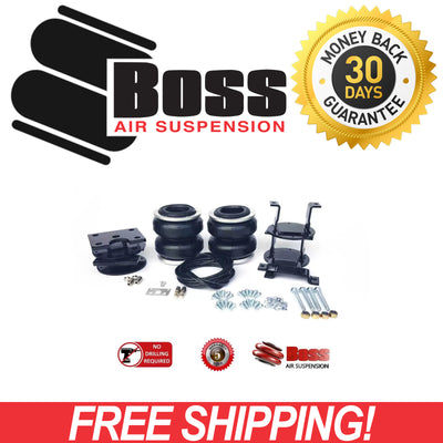 LA28 BOSS Air Bag Kit for Ford Ranger 4x4 4WD PX2 XLT XL