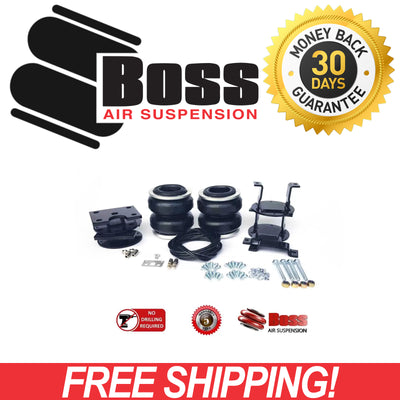 LA28 BOSS Air Bag Kit for Ford Ranger 4x4 4WD 2012+ PX XLT XL