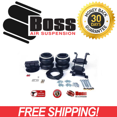 LA22 BOSS Air Bag Kit Isuzu Dmax D-Max 2012+ 2WD High Ride 4x4 M SX LS-M LS-U LS