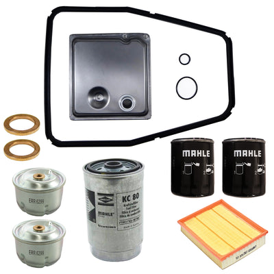 Land Rover Discovery 2 TD5 Automatic Filter Kit + 2 Extra Oil Filters LFK20