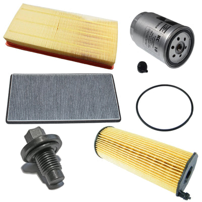 OEM Filter Service Kit Air Fuel Oil Range Rover Vogue TDV8 Diesel Parts