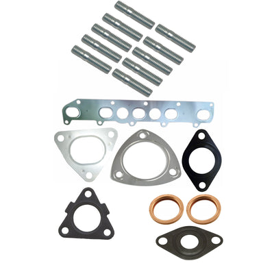 Land Rover TD5 Full Exhaust Manifold Gasket Stud & Nuts Kit Discovery 2 Defender LKG100470KIT2