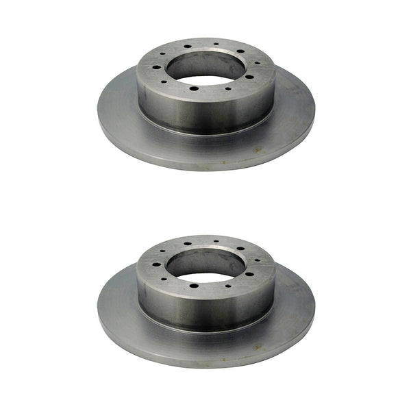 RANGE ROVER CLASSIC DISCOVERY 1 DEFENDER FRONT BRAKE ROTOR DISC SET x2 LR017951