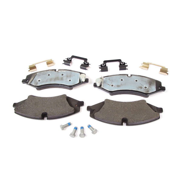 Land Rover Discovery 99-02 V8 4.0L Brembo Front Disc Brake Rotors And Pads Kit