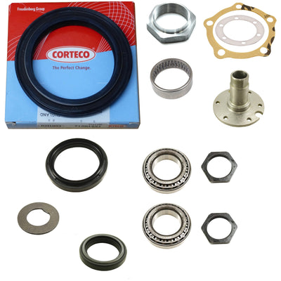 Axle Rear Stub Axle & Wheel Bearing Kit for Land Rover Axle Land Rover Defender TD5