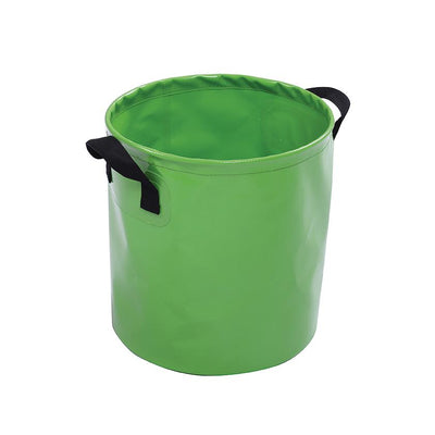 Oztrail Flat Pack Bucket 12L Compact Collapsible Camping OCP-BFP12-D