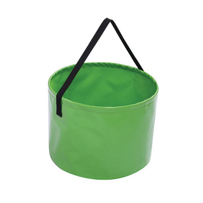 Oztrail Flat Pack Bucket 24L Compact Collapsible Camping OCP-BFP24-D