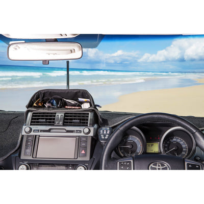 MSA 4X4 Dash Mat Dash Organiser Compartment