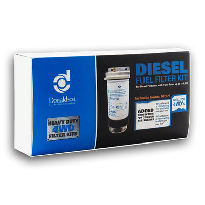 Donalsdon Filters Diesel Pre Fuel Filter Kit P902976