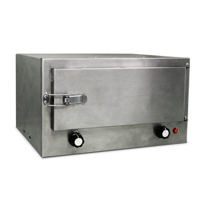 Road Chef 12V Large Travel Oven Stainless Steel Marine Adjustable Temp + Timer