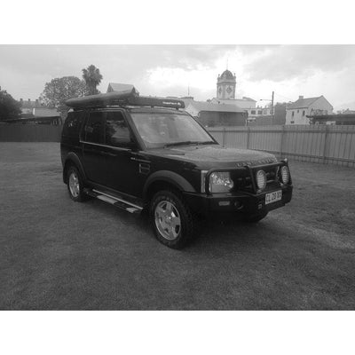 SOLD! 2005 Land Rover Discovery 3 TDV6 w/ Bullbar Spotlights +More!
