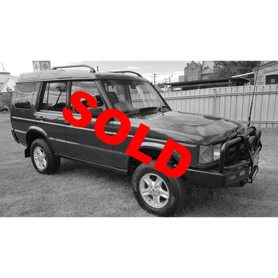 SOLD! Land Rover Discovery 2001 TD5 in GREAT Condition