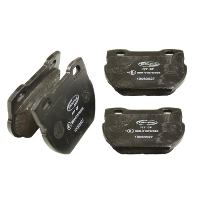 DELPHI Brake Pads Rear Land Rover Defender 110 & 130 up to 7/2001 SFP000280