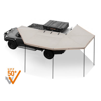 Darche Eclipse 270° Awning Passengers Side Mounted