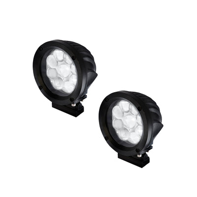 Thunder LED Driving Light 140mm 60W TDR08014 *PAIR*