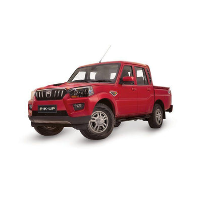 2018 Mahindra Pik-Up Dual Cab 4x4 - Available now!