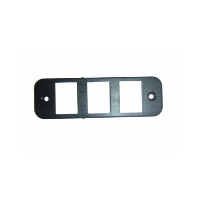 Land Rover Defender & Perentie Dashboard Switch Panel Plate GENUINE MTC2640