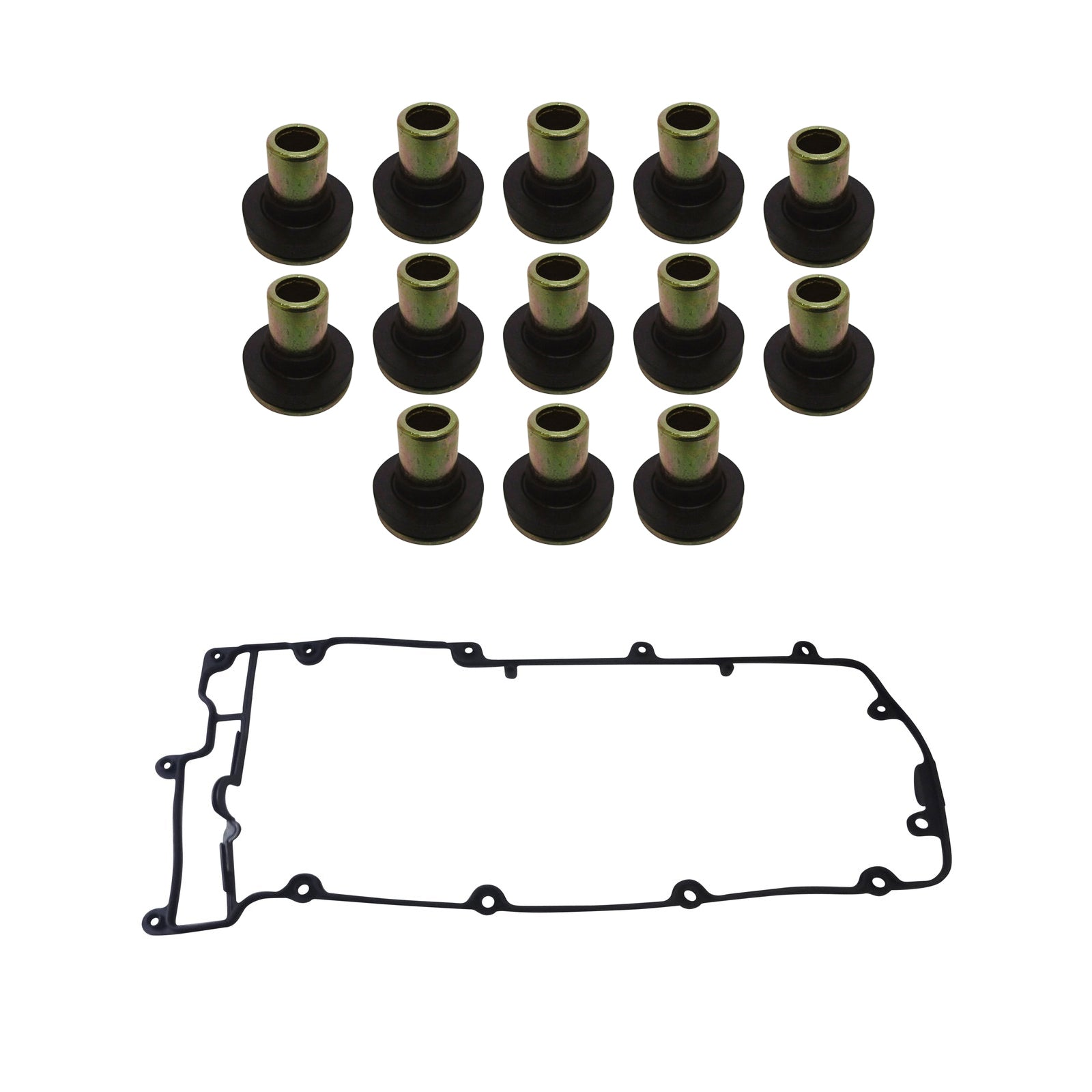 Landrover Discovery 2 TD5 Rocker Cover Gasket Late Bearmach Brand LVP000020